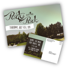 Pro Postcard Full Bleed Color Postcards