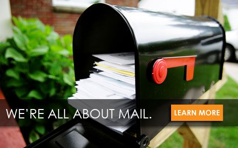 We Are All About Mail